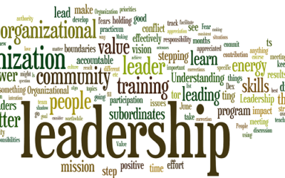 Community Leadership Program Monthly Zoom Call